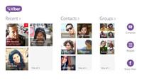 Viber, llamadas y mensajes gratis desde Windows 8. La aplicación de la semana