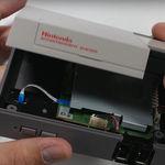 Así son la Mini NES y la PS4 Pro por dentro