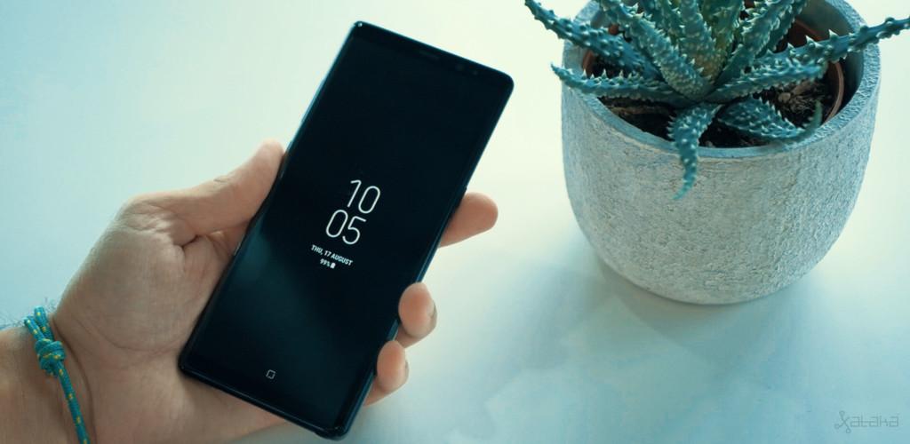 Samsung Galaxy Note 8 Infinity Display