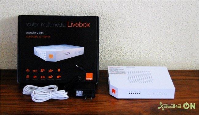 Livebox 1