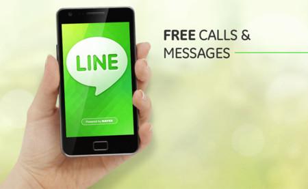 Line también se aprovechó de la caída de WhatsApp, con dos millones de nuevos registros