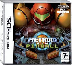 Metroid Prime Pinball para Nintendo DS