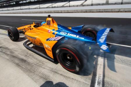 Alonso 500 Millas