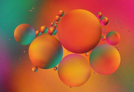emulsion aceite y agua