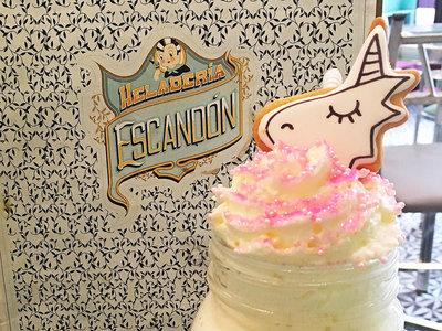 Conoce los helados más originales y creativos, visita la Heladería Escandón