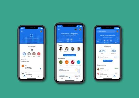 Google Pay se rediseña por completo con facilidades para pagar, descuentos y Google Plex, una cuenta bancaria propia