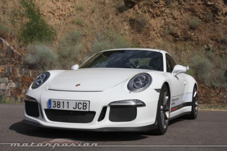 Porsche 911 GT3 2015 Prueba 21