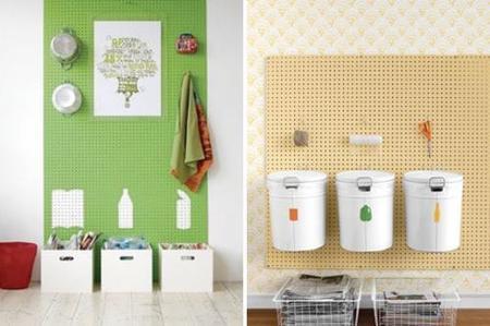 Decorar tu rincón de reciclaje