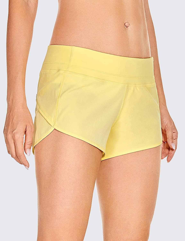 Pantalones cortos de CRZ Yoga