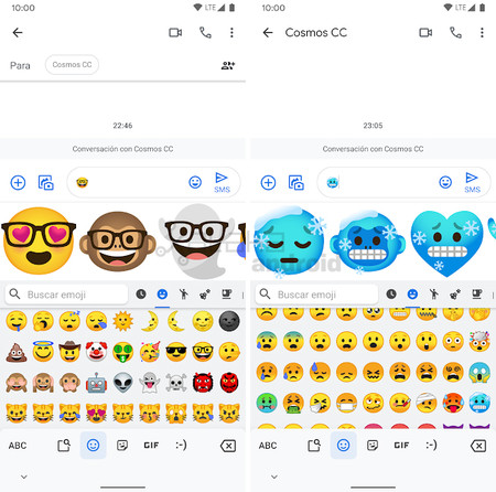 Gboard Emoji Kitchen