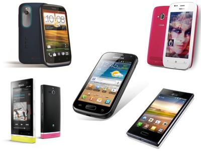 Cinco smartphones por poco más de 200 euros: ideas para regalar en Navidad
