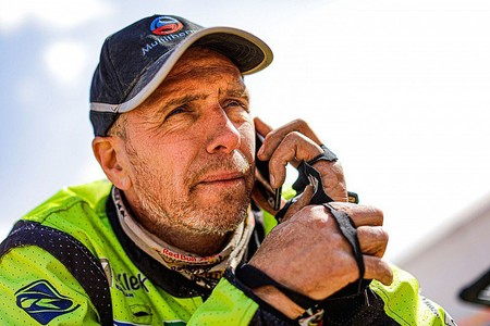 Edwin Straver Dakar 2020