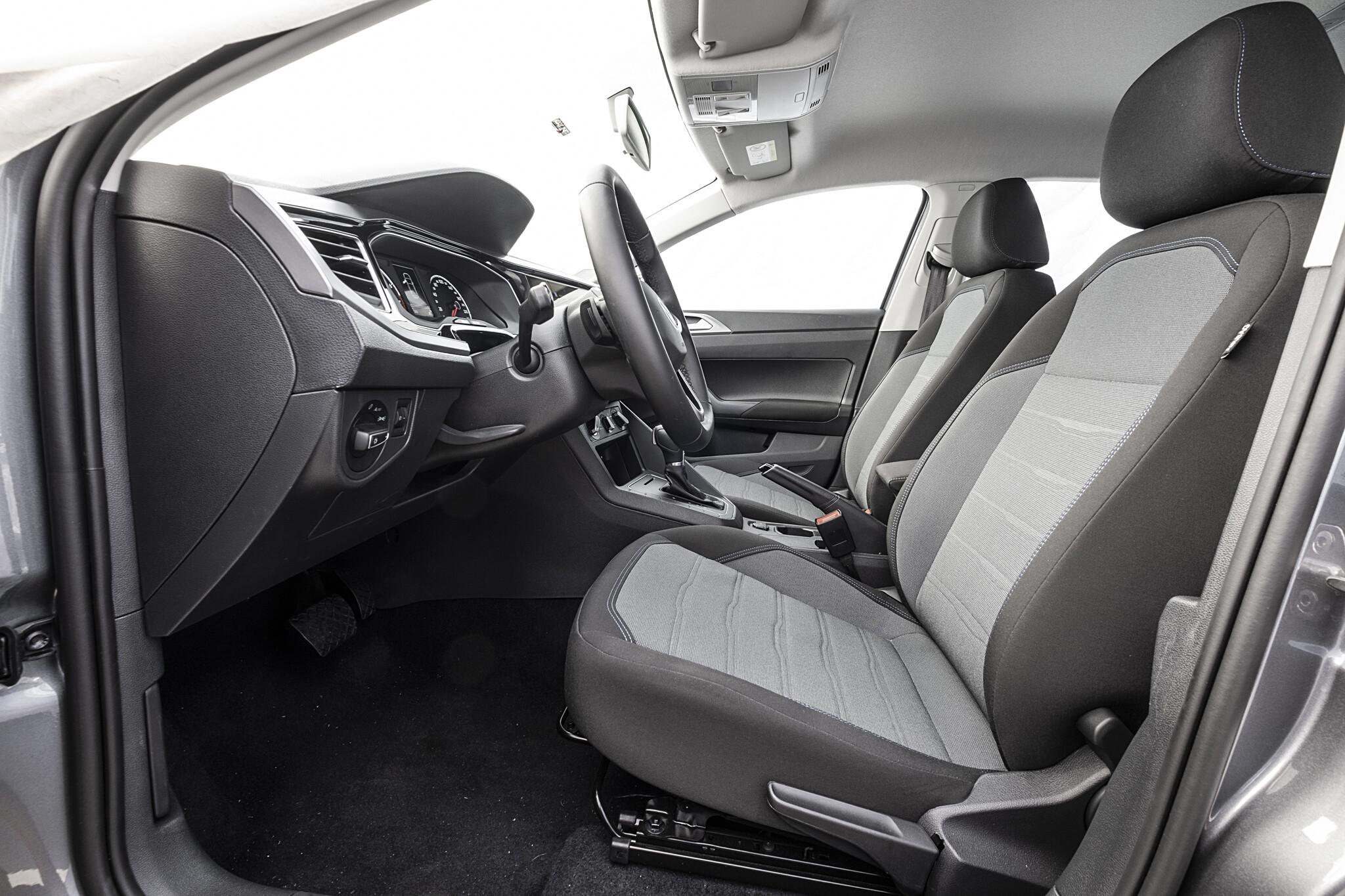 Foto de Volkswagen Nivus Comfortline (5/17)
