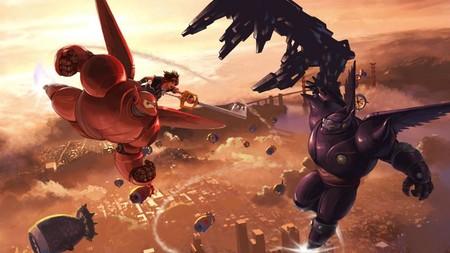 Kingdom Hearts III nos muestra en un nuevo tráiler su mundo de Big Hero 6 y Enredados [TGS 2018]