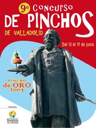 Concurso Provincial de Pinchos de Valladolid, novena edición