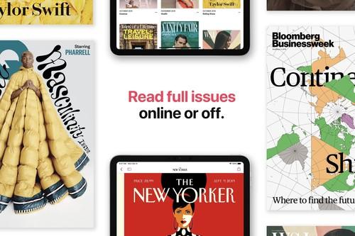 La responsable de Apple News+ abandona la compañía a menos de un año del lanzamiento