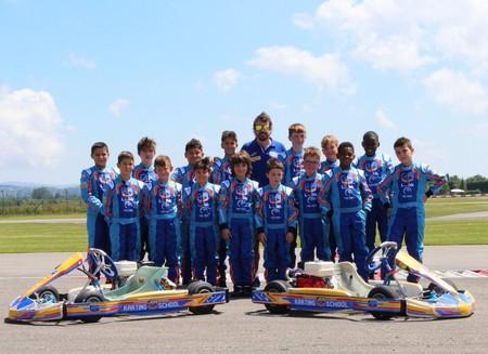 Alonso Karting