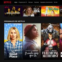 Estos datos muestran cómo Netflix tiene casi 3000 películas menos que en 2010 pero su catálogo de series se ha triplicado