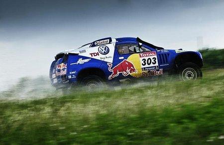 Volkswagen ya está preparando el nuevo Race Touareg 3