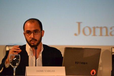 Jaime Vargas Jornadas Blogs de moda