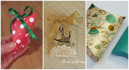 regalos en rollos de papel higiénico