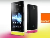 Precios Sony Xperia U también con Orange