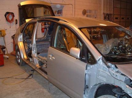 Toyota Prius Limusina