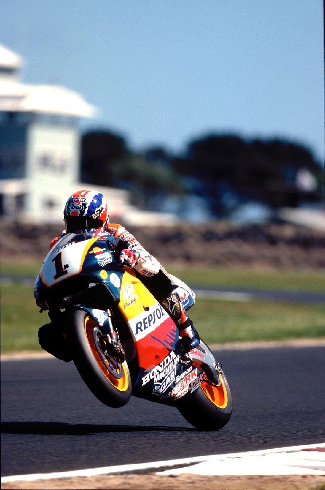 Foto de 20 años Repsol Honda (1/21)