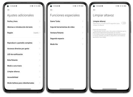 Xiaomi Mi 10t 04 Ajustes Adicionales
