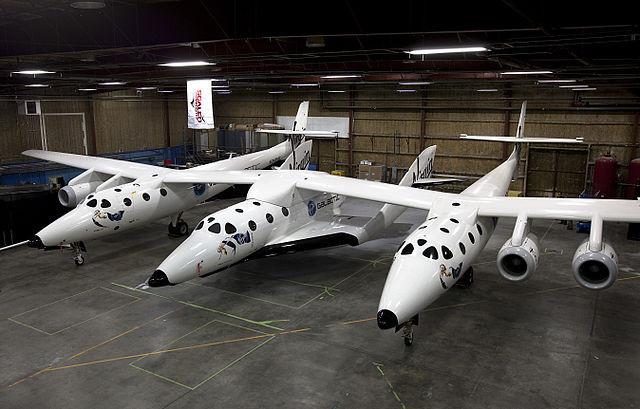 [Vídeo] El nuevo vuelo supersónico de SpaceShipTwo