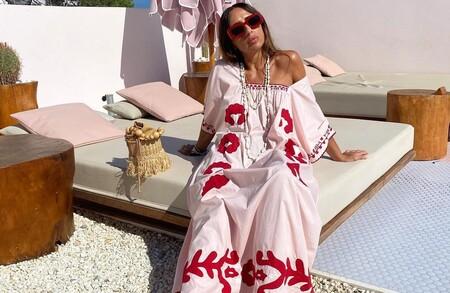 Siete prendas amplias de Sfera para vestir super cómoda este verano