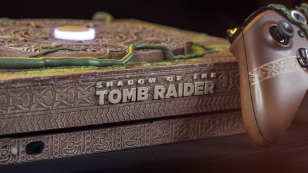 Xbox One X Shadow Of The Tomb Raider 02