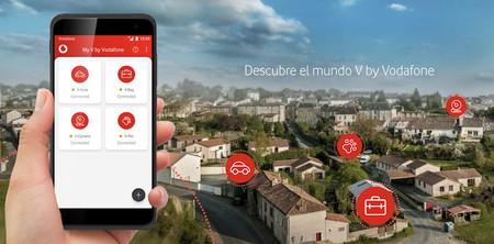 V by Vodafone: el operador explota las posibilidades del IoT con productos dirigidos a particulares