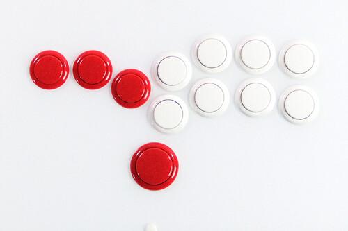 ¿Qué es un Hit Box? El secreto mejor guardado de los juegos de lucha junta teclado con un stick arcade