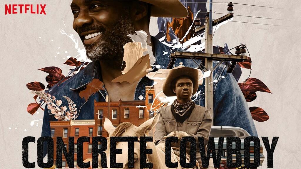 'Cowboy de asfalto': una estimable película de Netflix que funciona mejor como western urbano que como drama familiar