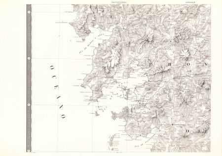 Carta Geometrica Pontevedra