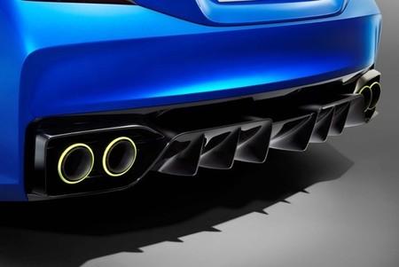 Subaru WRX Concept: filtraciones, filtraciones 'everywhere'