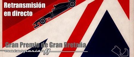 GP de Gran Bretaña F1 2011: retransmisión LIVE