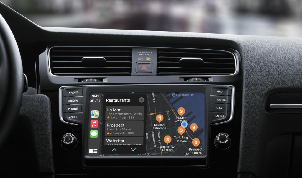 Arrancar el coche desde la app