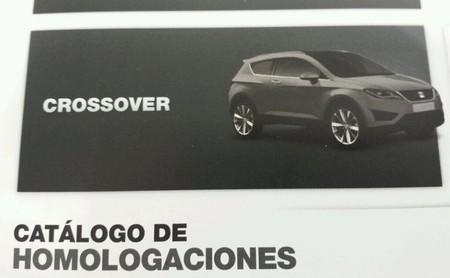 Filtración de imagen del SUV de Seat en el catálogo de homologaciones de Pirelli