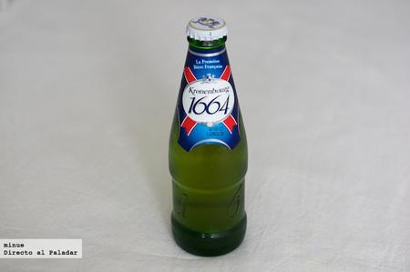 Cata de cerveza Kronenbourg 1664, aromático elixir galo