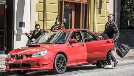 Disfruta con el alucinante inicio de 'Baby Driver': seis minutos de insuperable acción al volante