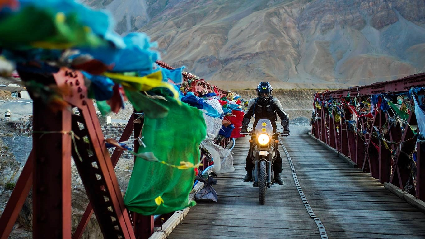 Foto de Royal Enfield Himalayan 2017 (7/11)