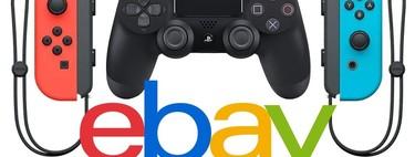 Mandos para Switch y PS4 en oferta en la Super Week de eBay