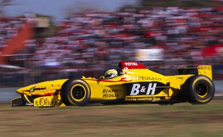 Jordan 197 1997 - Giancarlo Fisichella