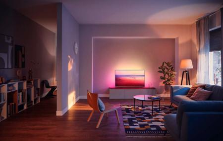 """Aprovecha esta oferta de cine en PcComponentes: la smart TV 4K Philips 50PUS6754 de 50"""" con Ambilight y Dolby Vision por 369 euros"""
