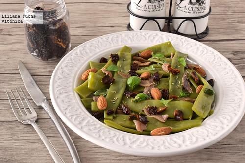 """21 recetas para degustar en los """"lunes sin carne"""": con legumbres, pasta, tofu, seitán y tempeh"""