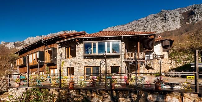 Apartamentos Rurales Asturias Tierradelagua Terraza Panoramica 04