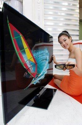 LG amplía su gama de televisores plasma 3D con vistas a IFA