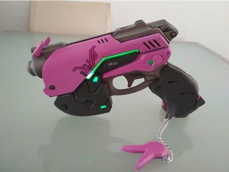 Los fans de Overwatch también podrán dispararse entre ellos en la vida real con las nuevas pistolas de Nerf
